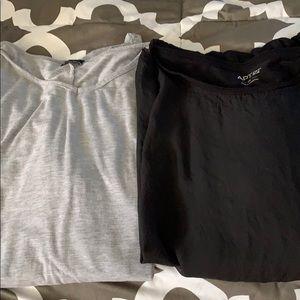 Tops - 4 women's tops fit like 1x